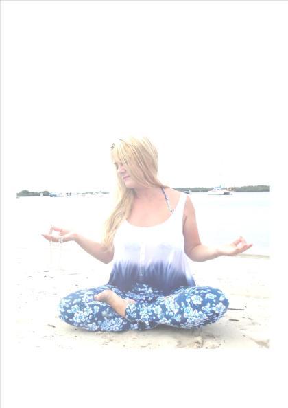 Yoga beach pics 7